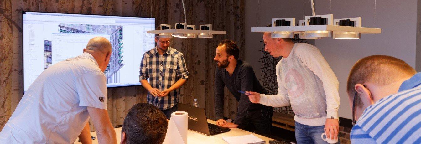 Bellen via Teams bij Groosman aan basis nieuwe diensten IT4Success